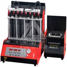 Injector Cleaner and Cylinder