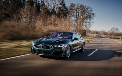 2022 BMW Alpina B8 Gran Coupe a Late Spring Arrival